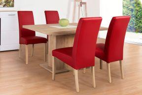 Комплет маса на развлекување Крос и столици Крос