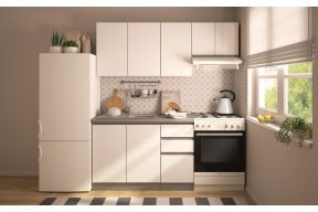 Блок кујна, Уна 1,8м